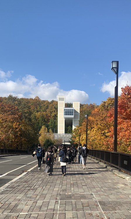 札幌市立大学画像