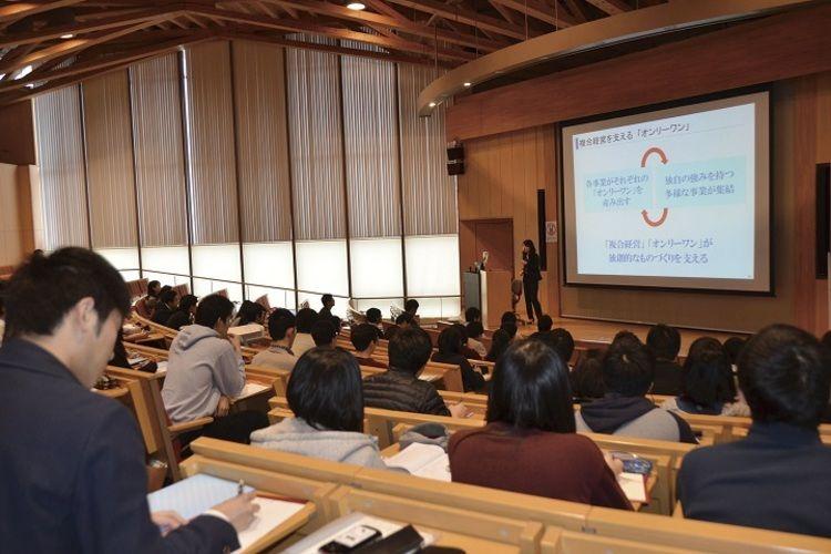 国際教養大学画像