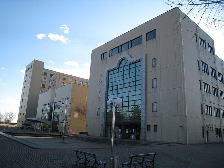 上武大学画像