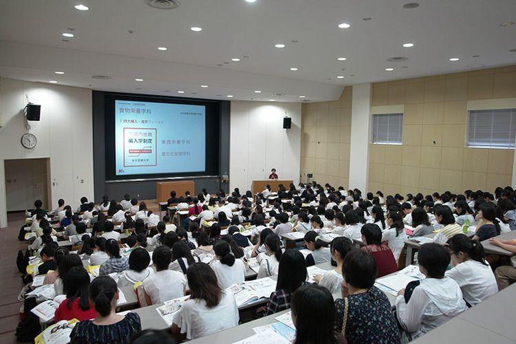 女子栄養大学画像