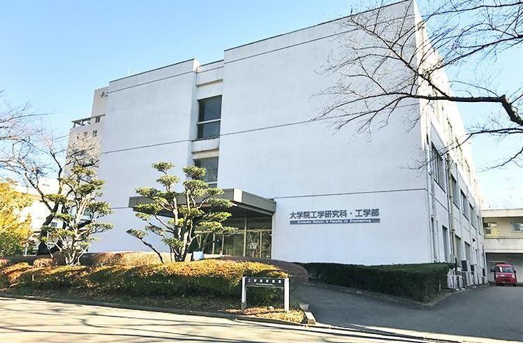 千葉大学画像