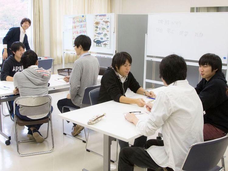 東京成徳大学画像