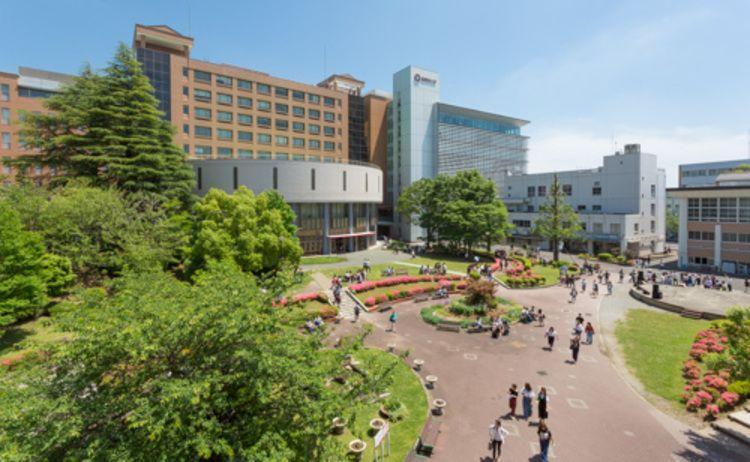 桜美林大学画像