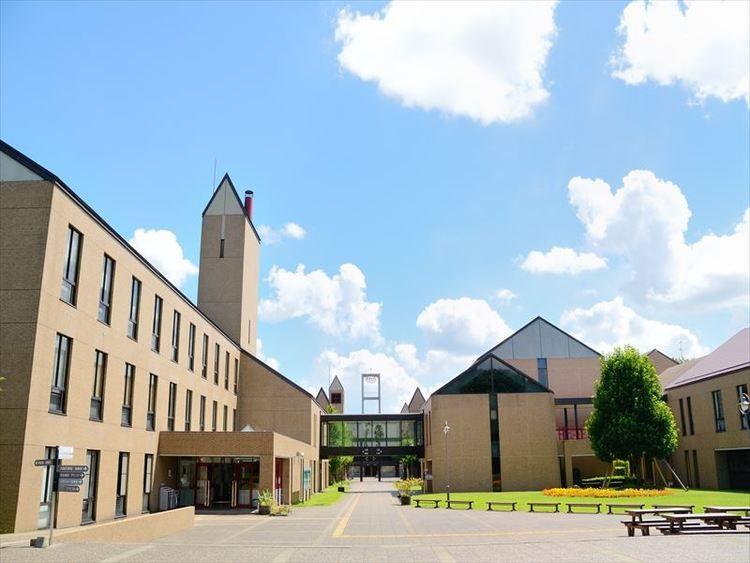 恵泉女学園大学画像