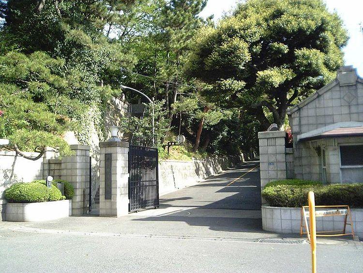清泉女子大学画像