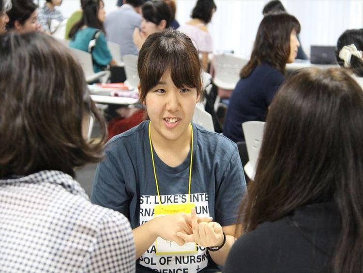 聖路加国際大学画像