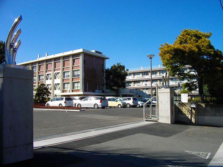 さいたま市立大宮西高等学校画像