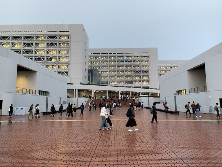 中央大学画像