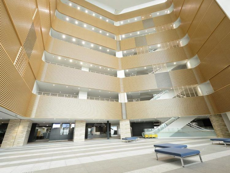 帝京大学画像