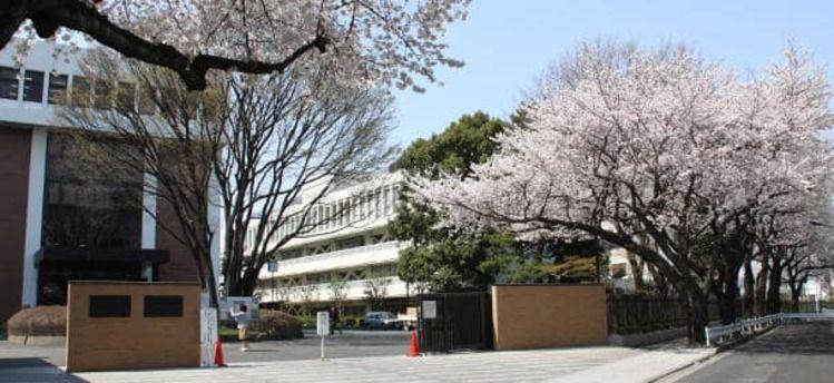 東京家政大学画像
