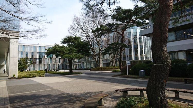 東京経済大学画像