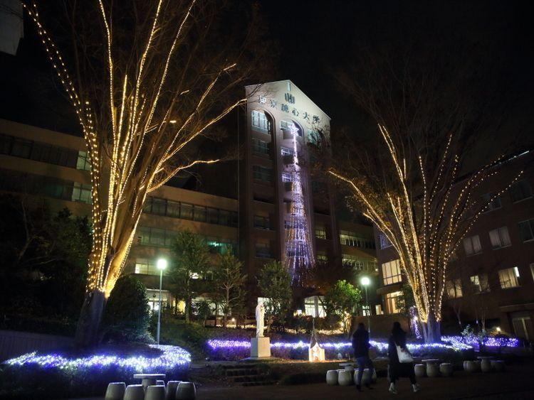 東京純心大学画像