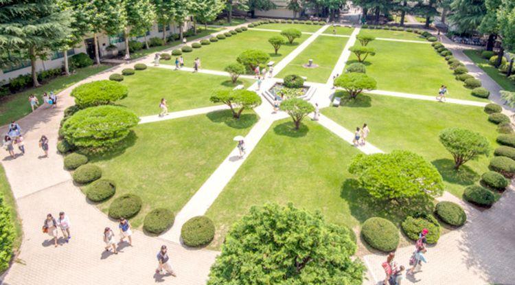 東京女子大学画像