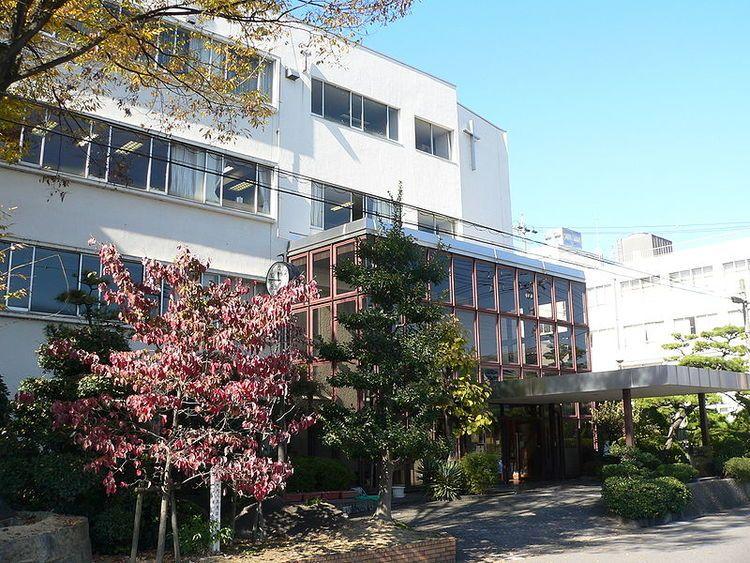 済美高等学校画像