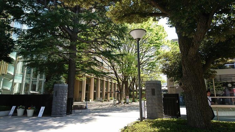 武蔵大学画像