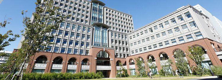 武蔵野大学画像