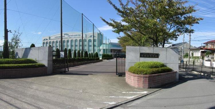 栄東高等学校画像