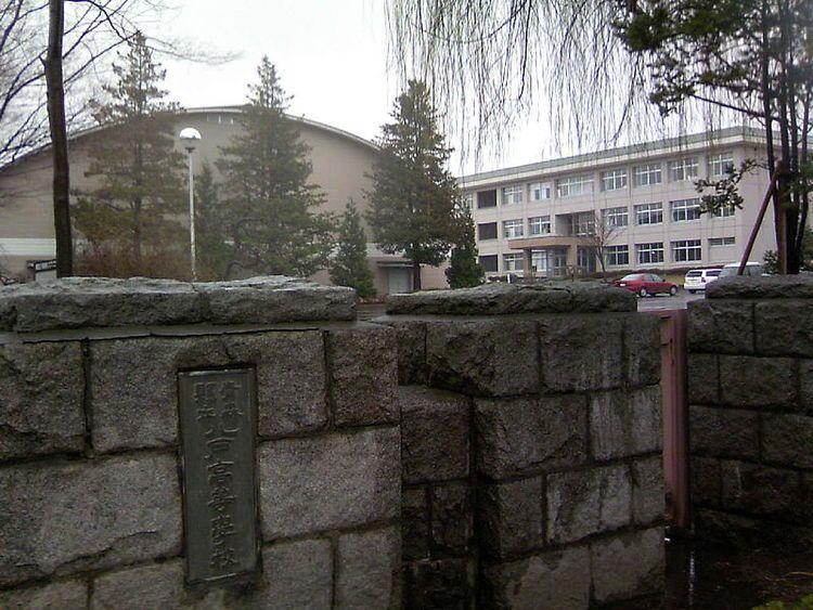八戸高等学校画像