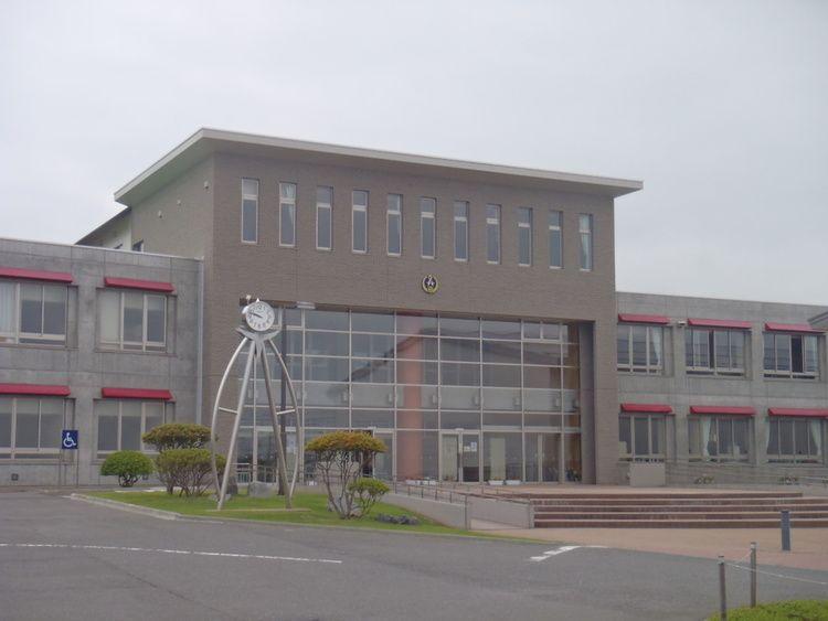 八戸北高等学校画像