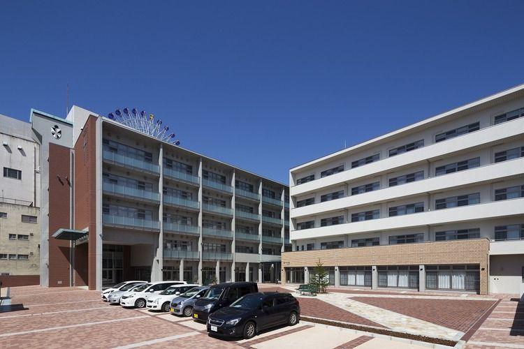 聖カタリナ大学画像