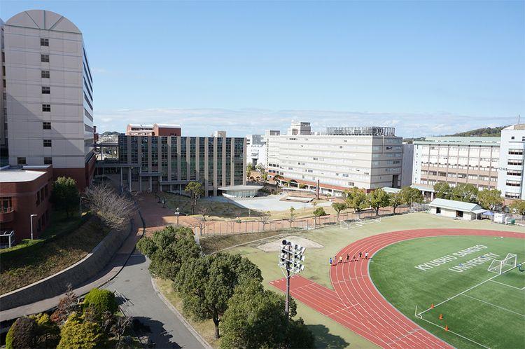 九州産業大学画像