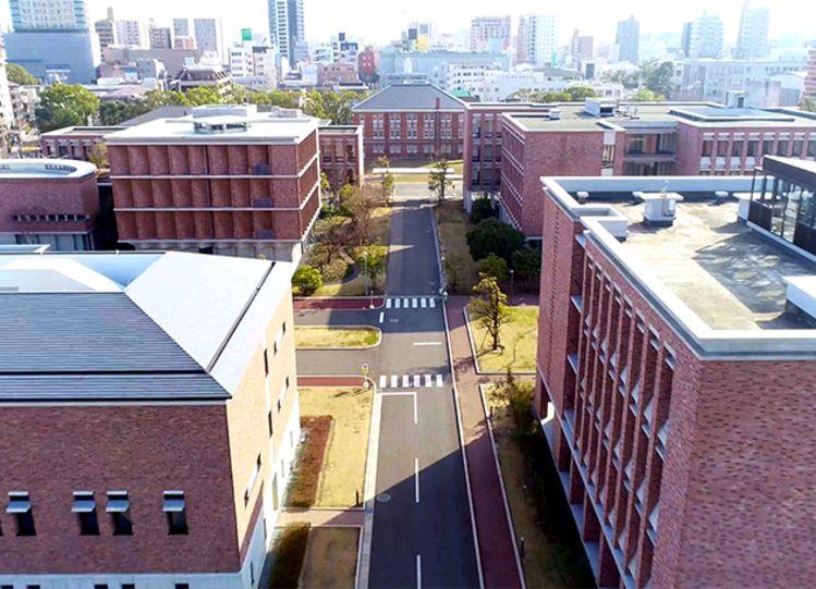 西南学院大学画像