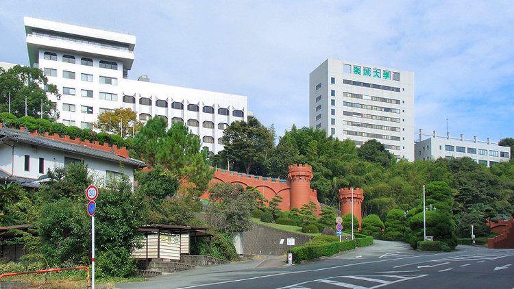 崇城大学画像