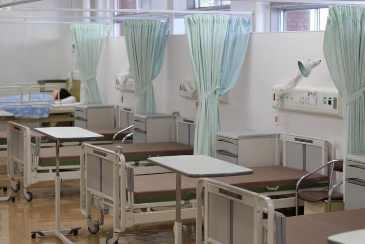 室蘭看護専門学院画像
