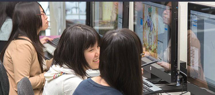 専門学校札幌ビジュアルアーツ画像
