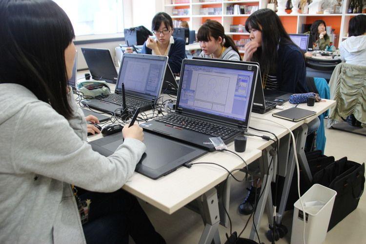 札幌デザイン&テクノロジー専門学校画像