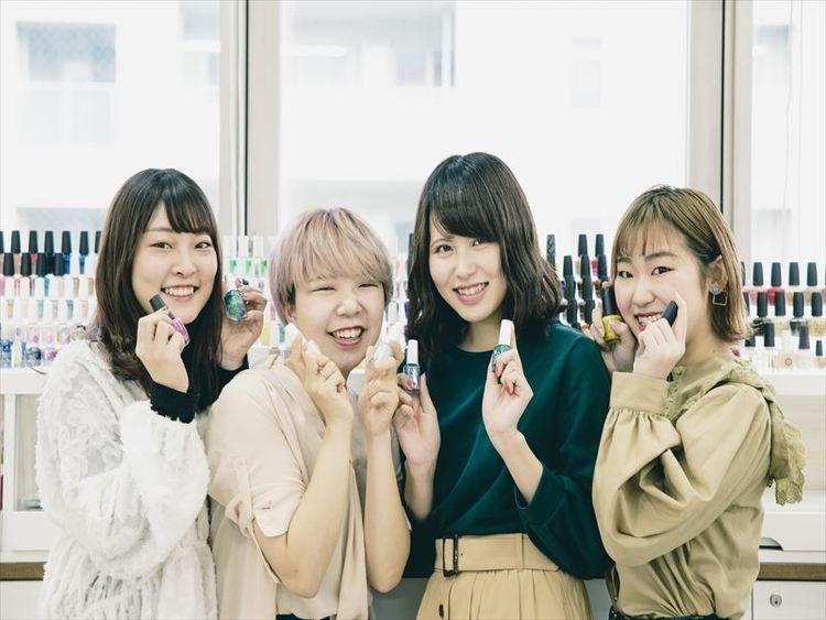 札幌ベルエポック美容専門学校画像