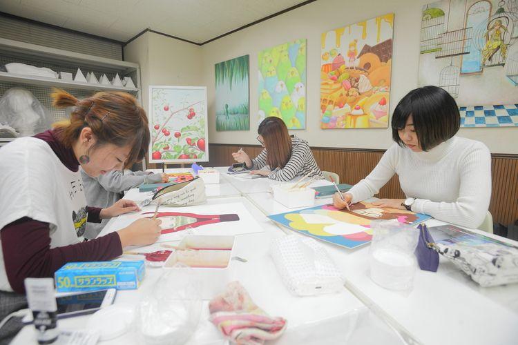 専門学校札幌デザイナー学院画像