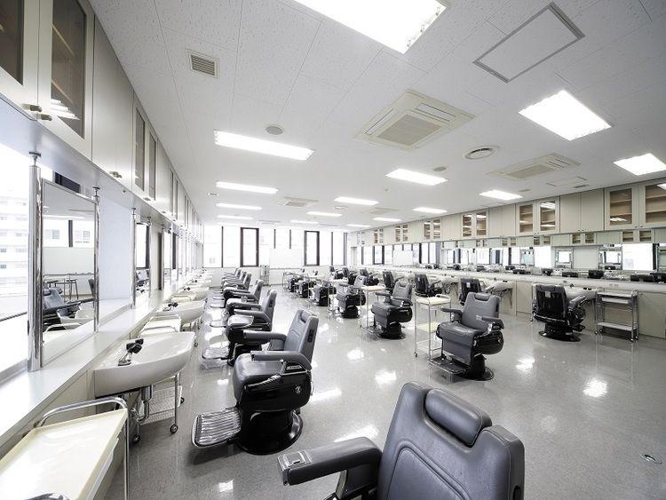 北海道理容美容専門学校画像