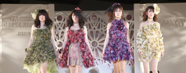 北海道ファッション専門学校画像