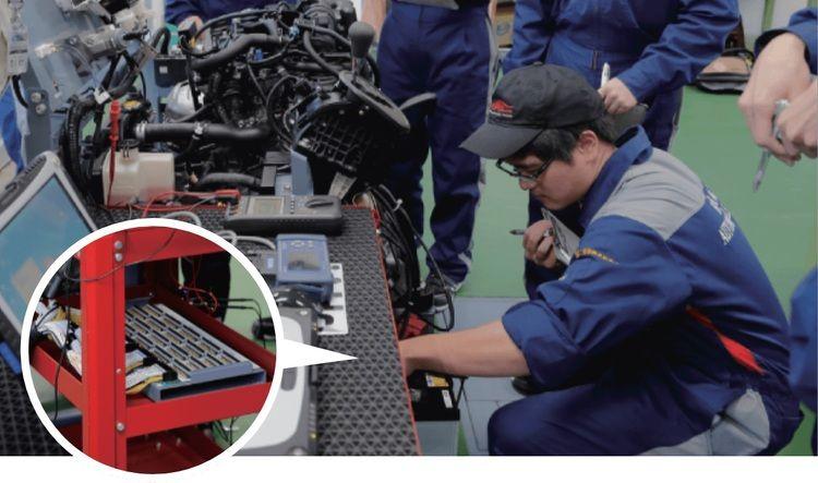 専門学校北海道自動車整備大学校画像