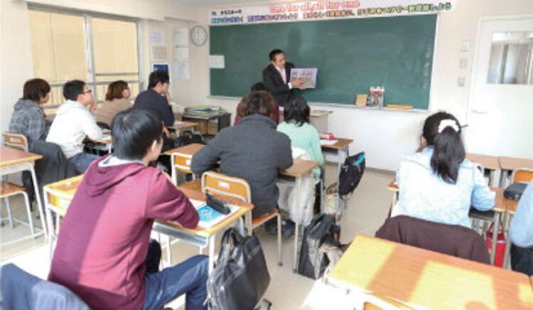 池上学院グローバルアカデミー専門学校画像