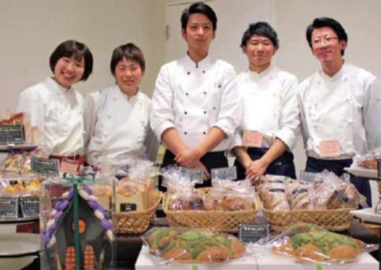 北海道製菓専門学校画像