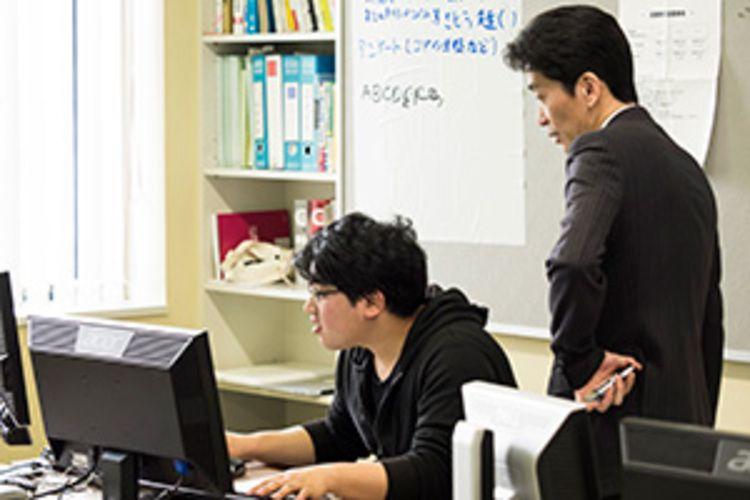 帯広コア専門学校画像