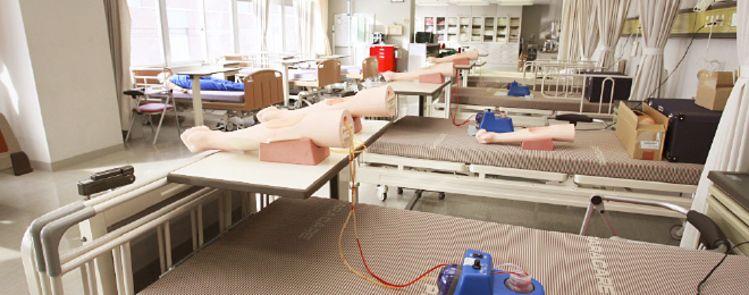 駒沢看護専門学校画像