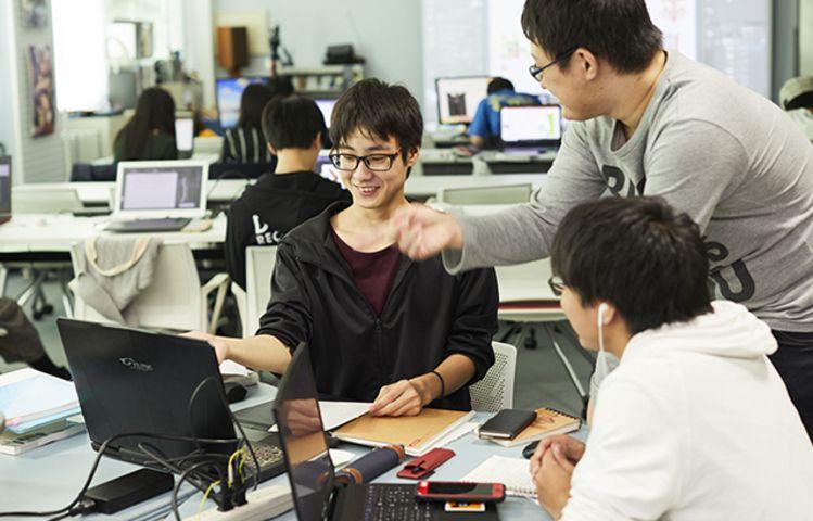 日本工学院北海道専門学校画像