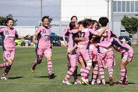女子サッカーチーム「ノルディーア北海道」が来校!スポーツを仕事にする為の全てがわかる!
