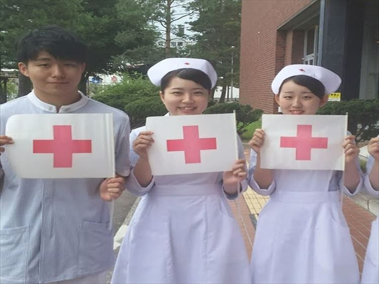 浦河赤十字看護専門学校画像