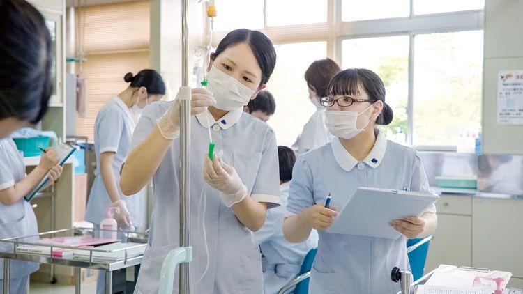 八戸看護専門学校画像