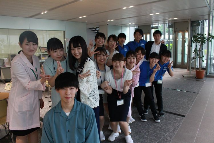 PMオープンキャンパス/AO入学説明会/保護者説明会