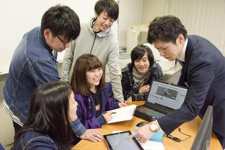 仙台大原簿記情報公務員専門学校画像