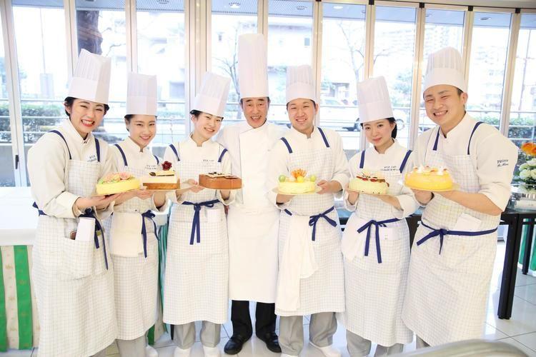 宮城調理製菓専門学校画像