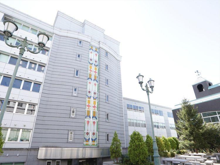 東北文化学園専門学校画像
