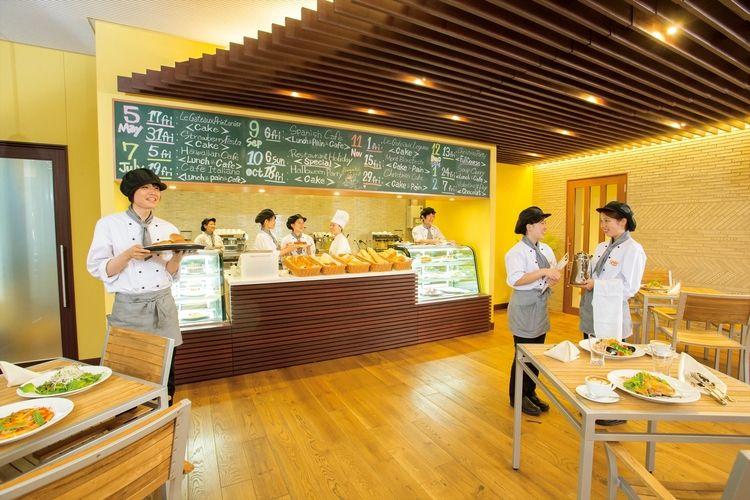仙台スイーツ&カフェ専門学校画像
