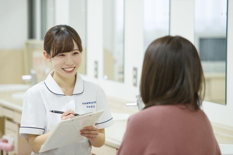 仙台保健福祉専門学校画像