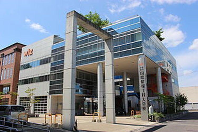 WiZ国際情報工科自動車大学校画像
